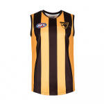 Burley Hawthorn Hawks AFL Home Adults Replica Guernsey Burley Hawthorn Hawks AFL Home Adults Replica Guernsey