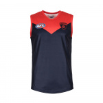Burley Melbourne Demons AFL Home Adults Replica Guernsey Burley Melbourne Demons AFL Home Adults Replica Guernsey