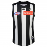 ISC Collingwood Magpies AFL Home Replica Guernsey - 2020 ISC Collingwood Magpies AFL Home Replica Guernsey - 2020