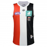ISC St.Kilda Saints AFL Home Replica Guernsey - 2020 ISC St.Kilda Saints AFL Home Replica Guernsey - 2020