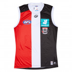 New Balance St Kilda Saints AFL Replica Home Guernsey - 2021 New Balance St Kilda Saints AFL Replica Home Guernsey - 2021
