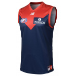 New Balance Melbourne Demons AFL Replica Home Guernsey New Balance Melbourne Demons AFL Replica Home Guernsey