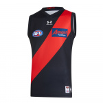 UA Essendon Bombers AFL Replica Home Guernsey - 2021 UA Essendon Bombers AFL Replica Home Guernsey - 2021