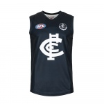 Burley Carlton Blues AFL Home Kids Replica Guernsey - 2018 Burley Carlton Blues AFL Home Kids Replica Guernsey - 2018