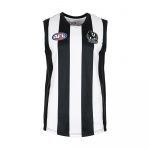 Burley Collingwood Magpies AFL Home Kids Replica Guernsey - 2018 Burley Collingwood Magpies AFL Home Kids Replica Guernsey - 2018
