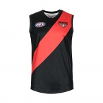 Burley Essendon Bombers AFL Home Kids Replica Guernsey - 2018 Burley Essendon Bombers AFL Home Kids Replica Guernsey - 2018