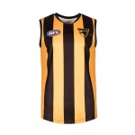 Burley Hawthorn Hawks AFL Home Kids Replica Guernsey Burley Hawthorn Hawks AFL Home Kids Replica Guernsey