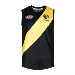 Burley Richmond Tigers AFL Home Kids Replica Guernsey Burley Richmond Tigers AFL Home Kids Replica Guernsey