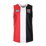 Burley St Kilda Saints AFl Home Kids Replica Guernsey Burley St Kilda Saints AFl Home Kids Replica Guernsey