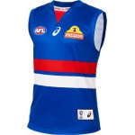 ASICS Western Bulldogs AFL Kids Replica Home Guernsey ASICS Western Bulldogs AFL Kids Replica Home Guernsey