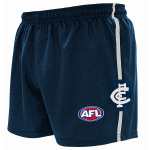Burley Carlton Blues AFL Replica Adults Shorts Burley Carlton Blues AFL Replica Adults Shorts