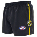 Burley Richmond Tigers AFL Replica Adults Shorts Burley Richmond Tigers AFL Replica Adults Shorts