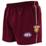 Burley Brisbane Lions AFL Replica Adults Shorts Burley Brisbane Lions AFL Replica Adults Shorts