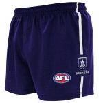Burley Fremantle Dockers AFL Replica Adults Shorts Burley Fremantle Dockers AFL Replica Adults Shorts