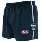Burley Geelong Cats AFL Replica Adults Shorts Burley Geelong Cats AFL Replica Adults Shorts