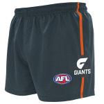 Burley GWS Giants AFL Replica Adults Shorts Burley GWS Giants AFL Replica Adults Shorts