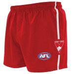 Burley Sydney Swans AFL Replica Adults Shorts Burley Sydney Swans AFL Replica Adults Shorts