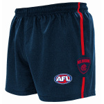 Burley Melbourne Demons AFL Replica Kids Shorts Burley Melbourne Demons AFL Replica Kids Shorts