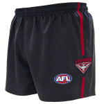 Burley Essendon Bombers AFL Replica Kids Shorts Burley Essendon Bombers AFL Replica Kids Shorts