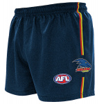 Burley Adelaide Crows AFL Replica Kids Shorts Burley Adelaide Crows AFL Replica Kids Shorts