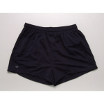 Burley Plain Baggy Adults Football Shorts - NAVY Burley Plain Baggy Adults Football Shorts - NAVY