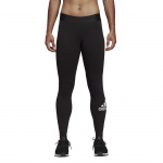 Adidas Women's Must Haves BOS Tight - Black/White Adidas Women's Must Haves BOS Tight - Black/White