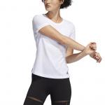 Adidas Womens Prime Tee - WHITE Adidas Womens Prime Tee - WHITE