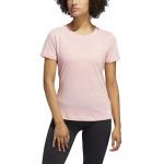 Adidas Womens Prime Tee - Glory Pink Adidas Womens Prime Tee - Glory Pink