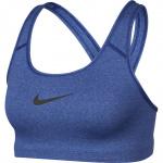 Nike Women's Swoosh Sports Bra - DEEP ROYAL BLUE/PURE/BLACK Nike Women's Swoosh Sports Bra - DEEP ROYAL BLUE/PURE/BLACK