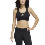 Adidas Womens Don't Rest Padded Bra - Black Adidas Womens Don't Rest Padded Bra - Black