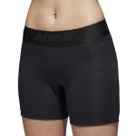 Adidas Women's Alphaskin 5-inch Tight Sport Short - Black Adidas Women's Alphaskin 5-inch Tight Sport Short - Black