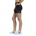 Adidas Womens Believe This 2.0 Short Tight - BLACK Adidas Womens Believe This 2.0 Short Tight - BLACK