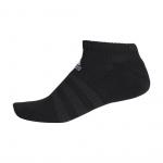 Adidas Cushioned Low-Cut Socks - BLACK/BLACK/WHITE Adidas Cushioned Low-Cut Socks - BLACK/BLACK/WHITE