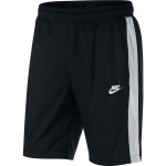 Nike Men's CE Woven Core Sportswear Short - BLACK/WHITE/WHITE Nike Men's CE Woven Core Sportswear Short - BLACK/WHITE/WHITE
