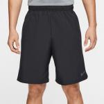 Nike Men's Flex Woven 2.0 Training Short - Black/Dark Grey - MAY 19 Nike Men's Flex Woven 2.0 Training Short - Black/Dark Grey - MAY 19