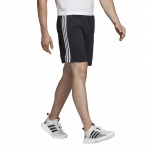 Adidas Men's Essentials 3 Stripes 7in Chelsea Short - Black/White Adidas Men's Essentials 3 Stripes 7in Chelsea Short - Black/White