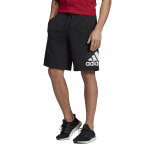 Adidas Mens Must Have BOS Shorts - Black/White Adidas Mens Must Have BOS Shorts - Black/White