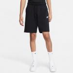 Nike Men's Club Sportswear Short - BLACK/WHITE Nike Men's Club Sportswear Short - BLACK/WHITE