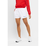 Champion Womens Jersey Short - WHITE Champion Womens Jersey Short - WHITE