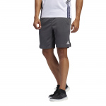 Adidas Mens All Set 9-Inch Short - Grey Six Adidas Mens All Set 9-Inch Short - Grey Six