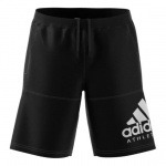Adidas Boys Sport ID Short - Black/White Adidas Boys Sport ID Short - Black/White