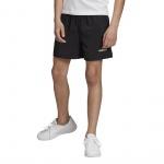 Adidas Boys Essentials Plain Chelsea Short - Black/White Adidas Boys Essentials Plain Chelsea Short - Black/White