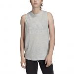 Adidas Womens Winners Tank Top - White Melange Adidas Womens Winners Tank Top - White Melange