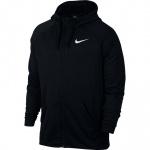 Nike Men's Dry Training Full-Zip Hoodie - BLACK - APRIL Nike Men's Dry Training Full-Zip Hoodie - BLACK - APRIL
