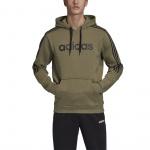 Adidas Mens HOODED SWEATSHIRT - Legacy Green Adidas Mens HOODED SWEATSHIRT - Legacy Green