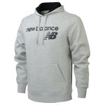 New Balance Mens Core Fleece Hoodie - Athletic Grey New Balance Mens Core Fleece Hoodie - Athletic Grey