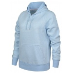 New Balance Women's Volume Fleece Hoody - AIR HEATHER - MAY 19 New Balance Women's Volume Fleece Hoody - AIR HEATHER - MAY 19