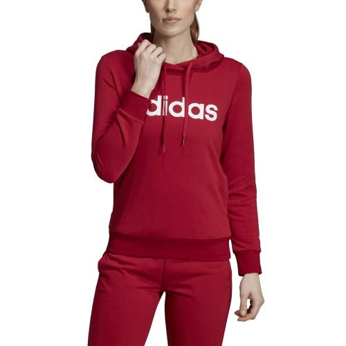 adidas Men's Essential Linear Logo Pullover Hoodie