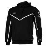 Mitre Men's Primero Hoody - Black/White Mitre Men's Primero Hoody - Black/White