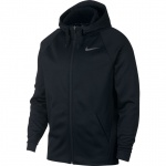 Nike Men's Therma Full-Zip Training Hoodie - BLACK - MAY 19 Nike Men's Therma Full-Zip Training Hoodie - BLACK - MAY 19